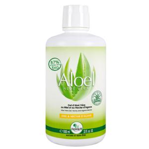 ALOEL - Aloe Vera Bio, Miel et Nectar d'Agave