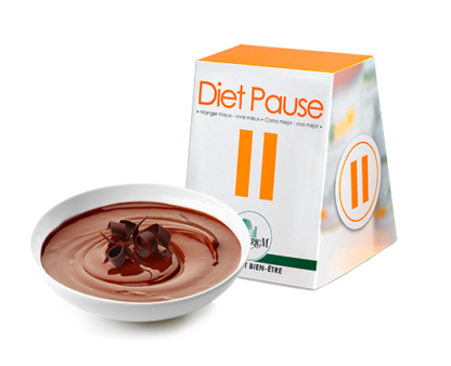 DIET PAUSE 10 JOURS - CHOCOLAT GRAND CHEF