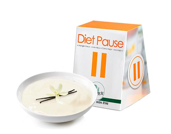 DIET PAUSE 10 JOURS - VANILLE GRANDE SAVEUR